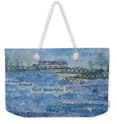 Pilots Cove Cottages Weekender Tote Bag