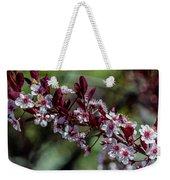 Pin Cherry Blossoms Weekender Tote Bag