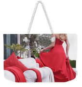 Pin Up Model Tatiana 3 Weekender Tote Bag