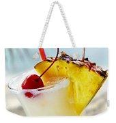 Pina Colada Weekender Tote Bag