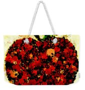 Pinatamiche Painting Crackle Art Weekender Tote Bag