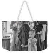 Princesses - Bw Weekender Tote Bag