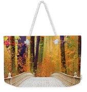 Pine Bank Splendor Weekender Tote Bag