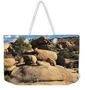 Pine City Boulders Weekender Tote Bag