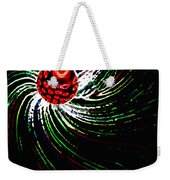 Pine Cone Abstract Weekender Tote Bag