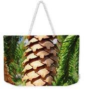 Pine Cone Art Prints Pine Tree Artwork Baslee Troutman Weekender Tote Bag