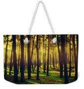 Pine Forest In La Boca Del Asno-segovia-spain Weekender Tote Bag