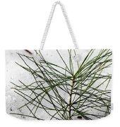 Pine Weekender Tote Bag