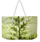 Pine Shower Weekender Tote Bag