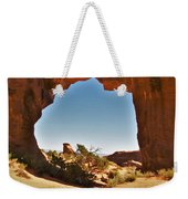 Pine Tree Arch 1 Weekender Tote Bag