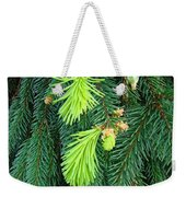 Pine Tree Branches Art Prints Conifer Forest Baslee Troutman Weekender Tote Bag