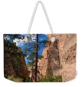 Pine Tree Canyon Weekender Tote Bag