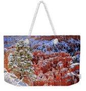 Pine Tree In Bryce Canyon Weekender Tote Bag