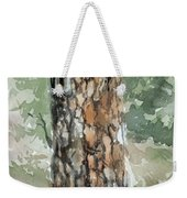 Pine Tree Weekender Tote Bag