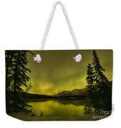 Pine Tree Silhouettes Weekender Tote Bag