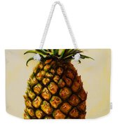 Pineapple Angel Weekender Tote Bag by Shannon Grissom