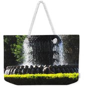 Pineapple Fountain Charleston Sc Weekender Tote Bag