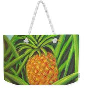 Pineapple Painting #332 Weekender Tote Bag