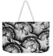 Pineapple Skin - Bw Weekender Tote Bag