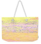 Pineapple Sunset Weekender Tote Bag