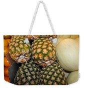 Pineapples And Melons Weekender Tote Bag