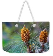 Pines In Bloom Weekender Tote Bag