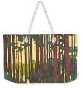 Pines Of Nisqually Weekender Tote Bag