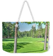 Pinetop Country Club - Hole #18 - Photos Weekender Tote Bag