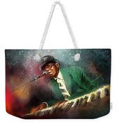 Pinetop Perkins Weekender Tote Bag
