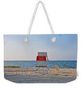 Piney Point Beach Weekender Tote Bag