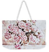Pink And Beautiful Weekender Tote Bag