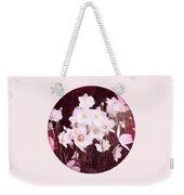 Pink And White Anemones Weekender Tote Bag