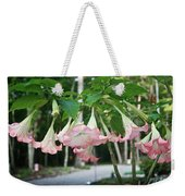 Pink Angels Weekender Tote Bag