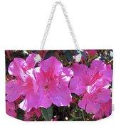 Pink Bevy Of Beauties Weekender Tote Bag