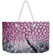 Pink Blossoms Weekender Tote Bag