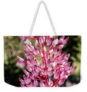 Bromeliads Flowers Weekender Tote Bag