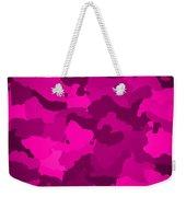 Pink Camo  Weekender Tote Bag
