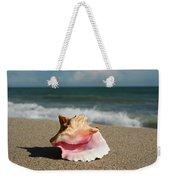 Pink Conch  Weekender Tote Bag