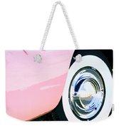 Pink Desoto Fireflite Weekender Tote Bag