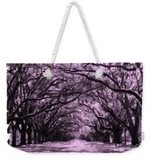 Pink Dream World With White Framing Weekender Tote Bag