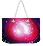 Pink Flash Of Energy. Sweet Dreams. Astral Vision Weekender Tote Bag