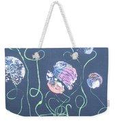 Pink Flowers - 4 Weekender Tote Bag