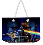 Pink Floyd Montage Weekender Tote Bag