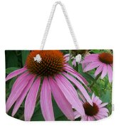Pink In The Garden Weekender Tote Bag