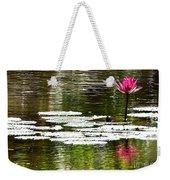 Pink Lily 12 Weekender Tote Bag