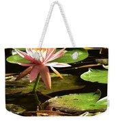 Pink Lily 14 Weekender Tote Bag