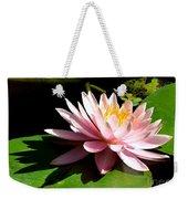 Pink Lily 9 Weekender Tote Bag