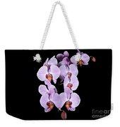 Pink Orchid Iv Weekender Tote Bag