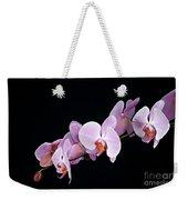 Pink Orchid Viii Weekender Tote Bag