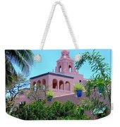 Pink Palace Honolulu Weekender Tote Bag